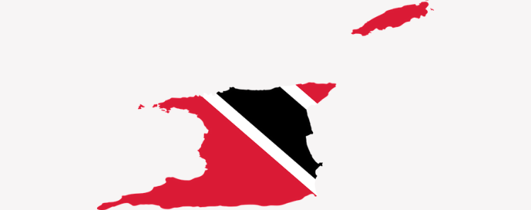 Trinidad y Tobago, mapa y bandera