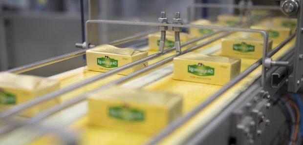 mantequilla, kerrygold, produccion