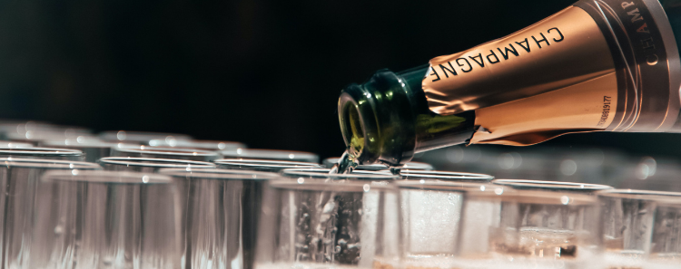 champagne, copas, caso champanillo, denominaciones de origen