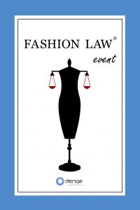 Fashion Law Event 2017 (DENAE), Madrid