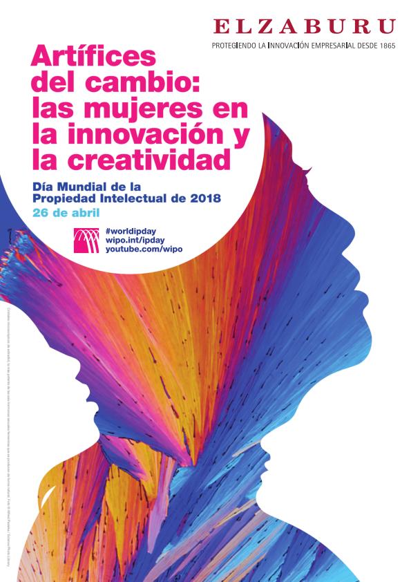 """Crónica del Desayuno de trabajo """"Mujeres artífices del cambio: Día Mundial de la Propiedad Intelectual 2018"""""""