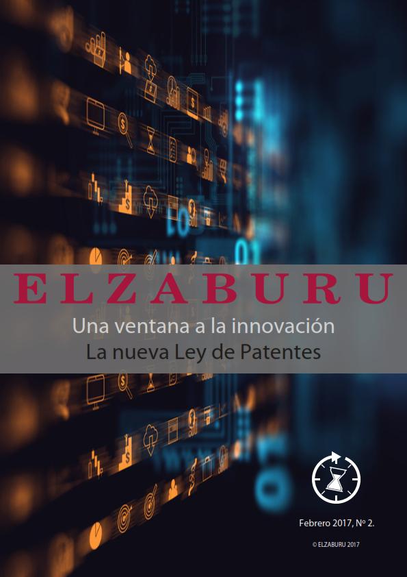 Una ventana a.... Número 2: Una ventana a la innovación. La nueva Ley de Patentes