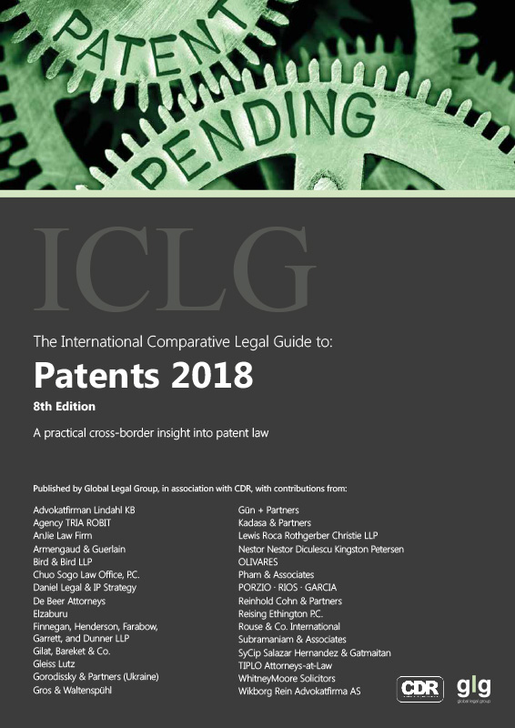 ICLG - The International Comparative Legal Guide to: Patents 2018. Chapter 24 - Spain