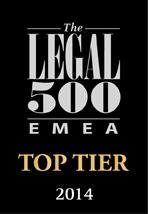 Legal500_top_tier_firm2014