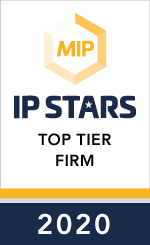 MIP IP STARS - Top Tier Firm - ELZABURU