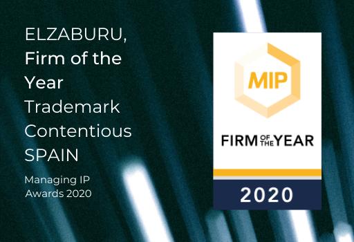elzaburu, firm of the year trademark contentious spain 2020 managing ip awards