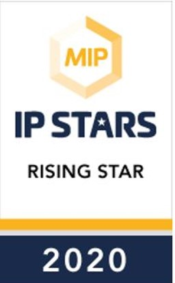Managing IP Stars - Rising star 2020