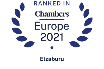 Ranked in Chambers Europe 2021: Elzaburu